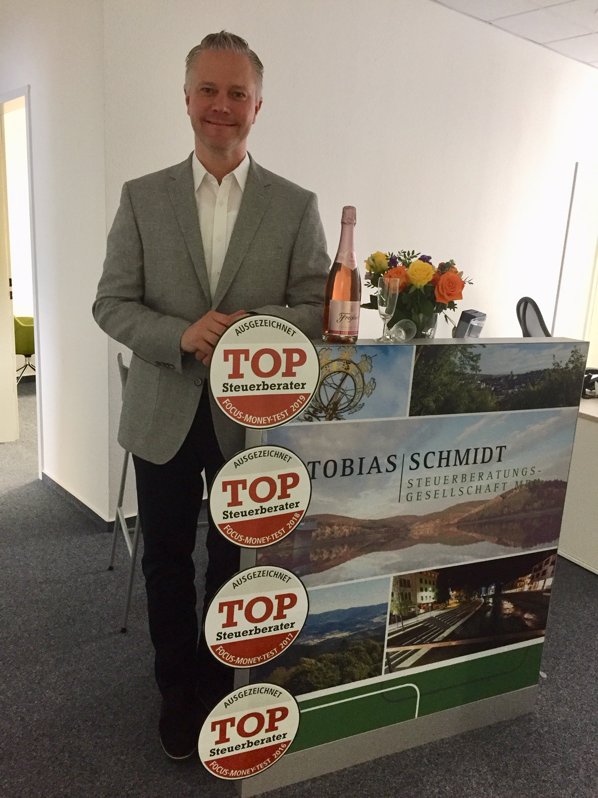 Deutschlands TOP Steuerberater 2019