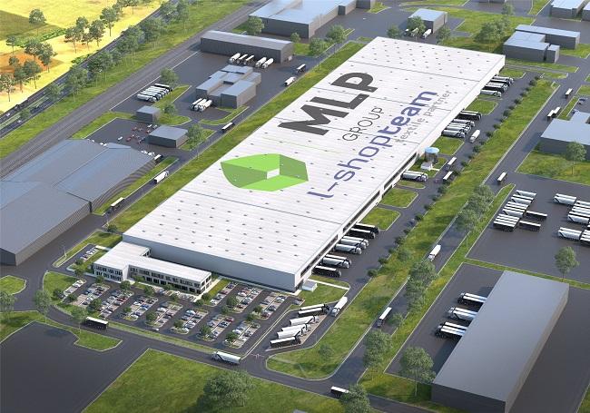 L-SHOP-TEAM mietet im MLP Unna Logistics Park eine Gesamtfläche von 56.500 m2 an