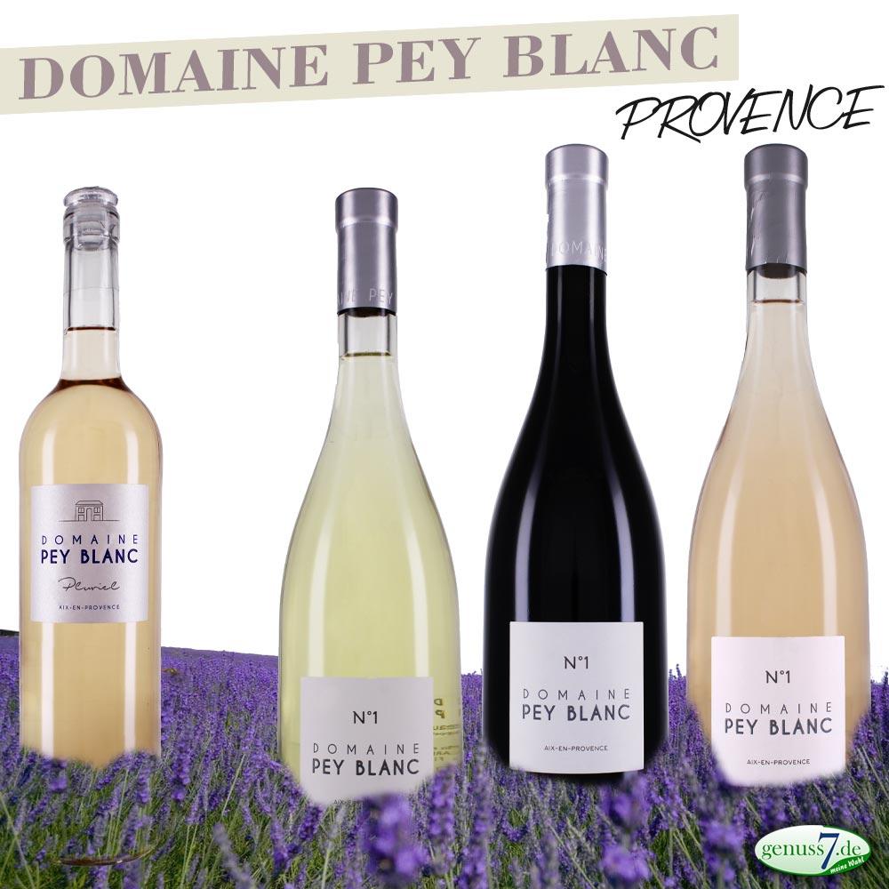Domaine Pey Blanc Weine aus der Provence