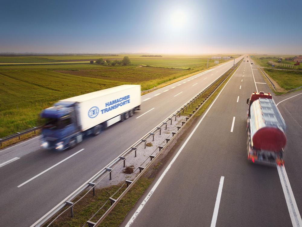 Hamacher befürwortet höhere EU-Klimaauflagen für LKW