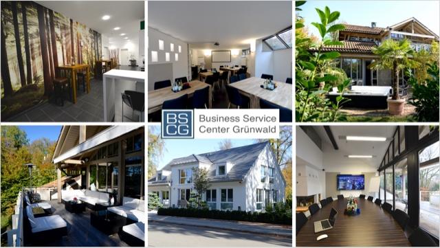 Business Service Center Grünwald – Normales Büro war gestern!