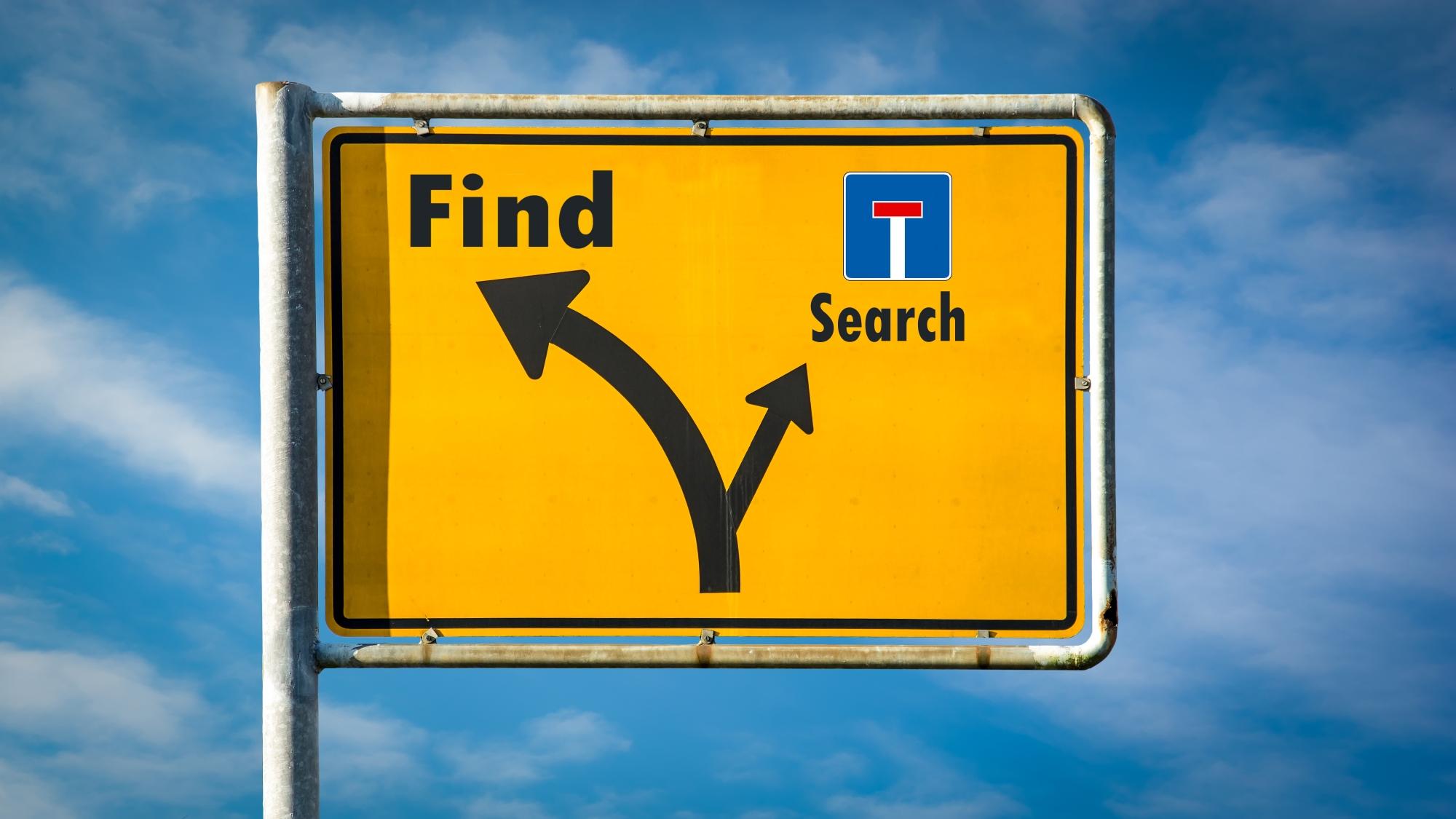 Finden statt suchen – Dateien finden mit incite