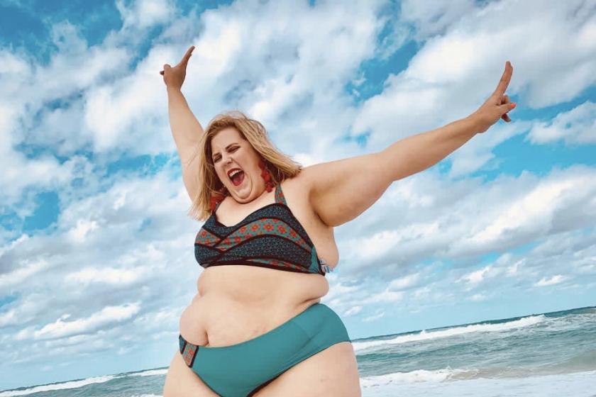 Plus Size Model Christin Thomsen über die Gillette-Venus-Kampagne mit Anna O´Brien
