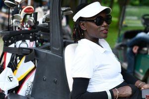 Charity-Golfturnier zugunsten der Auma Obama Foundation Sauti Kuu:  Vom 1. Abschlag an ein Erfolg für die Arbeit mit Kindern und Jugendlichen