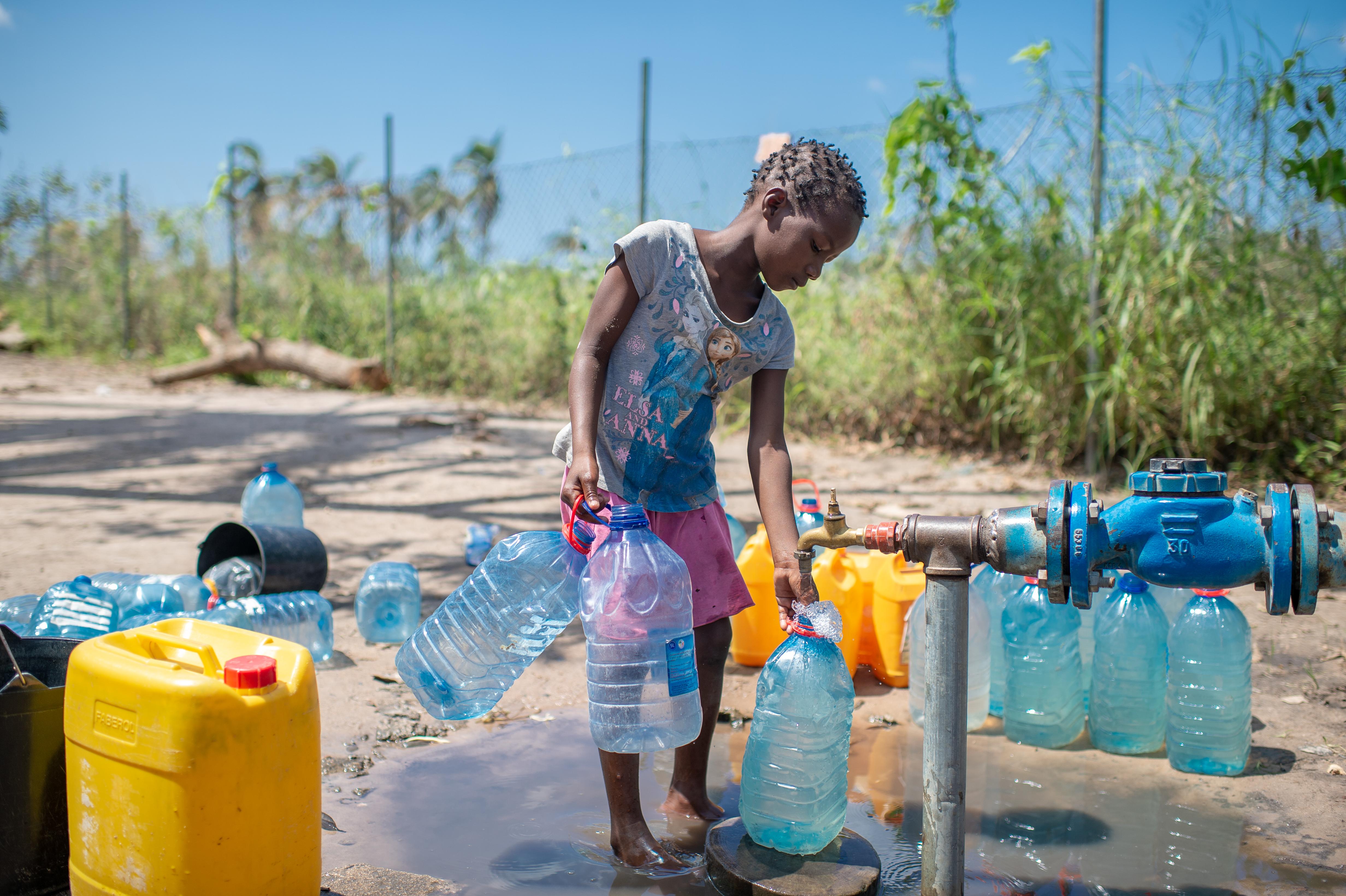 Weltumwelttag: Klimawandel bedroht 175 Millionen Kinder / Eine Frage von Leben und Tod