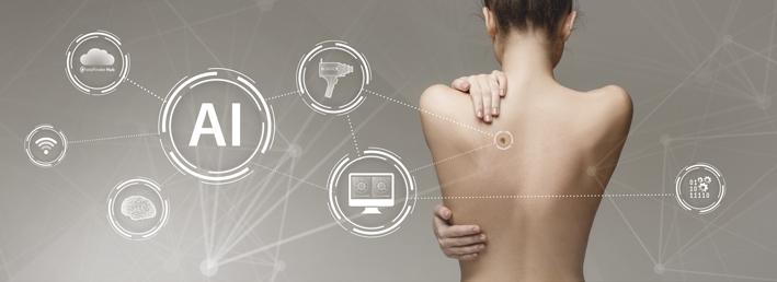 Hautkrebsfrüherkennung: Künstliche Intelligenz kann helfen, Leben zu retten