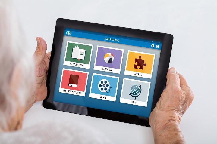 Media4Care ermöglicht bereits 40.000 Senioren Eintritt in digitale Welt