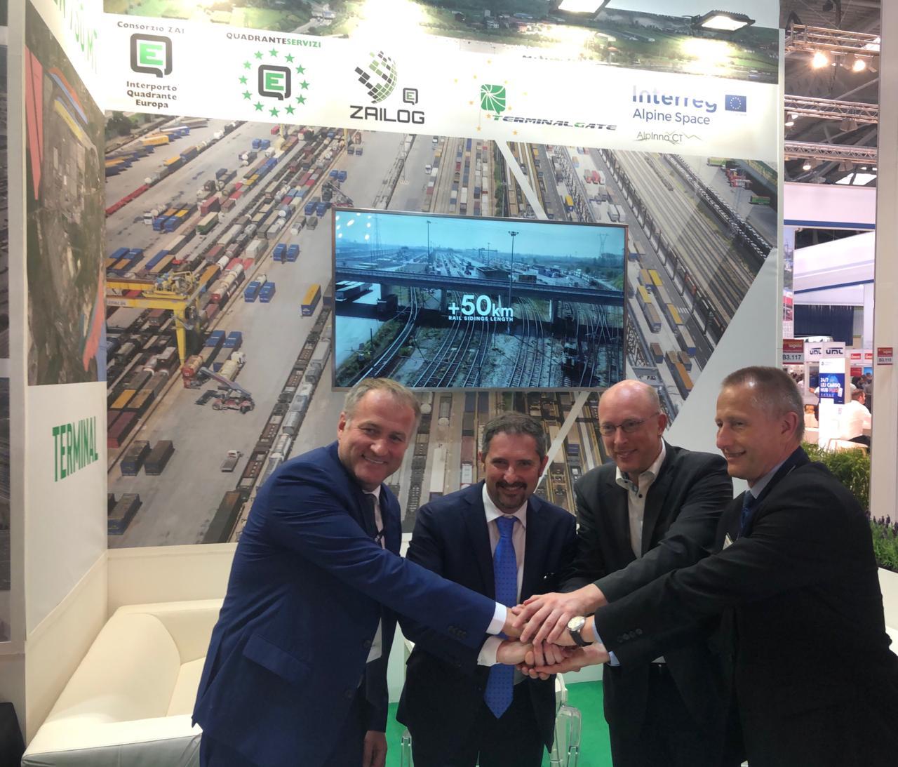 UTLC ERA to launch new multimodal shipping service