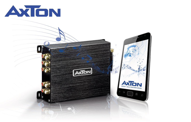 Günstige Profi-Klang DSP-Endstufe – AXTONs A540DSP im Test