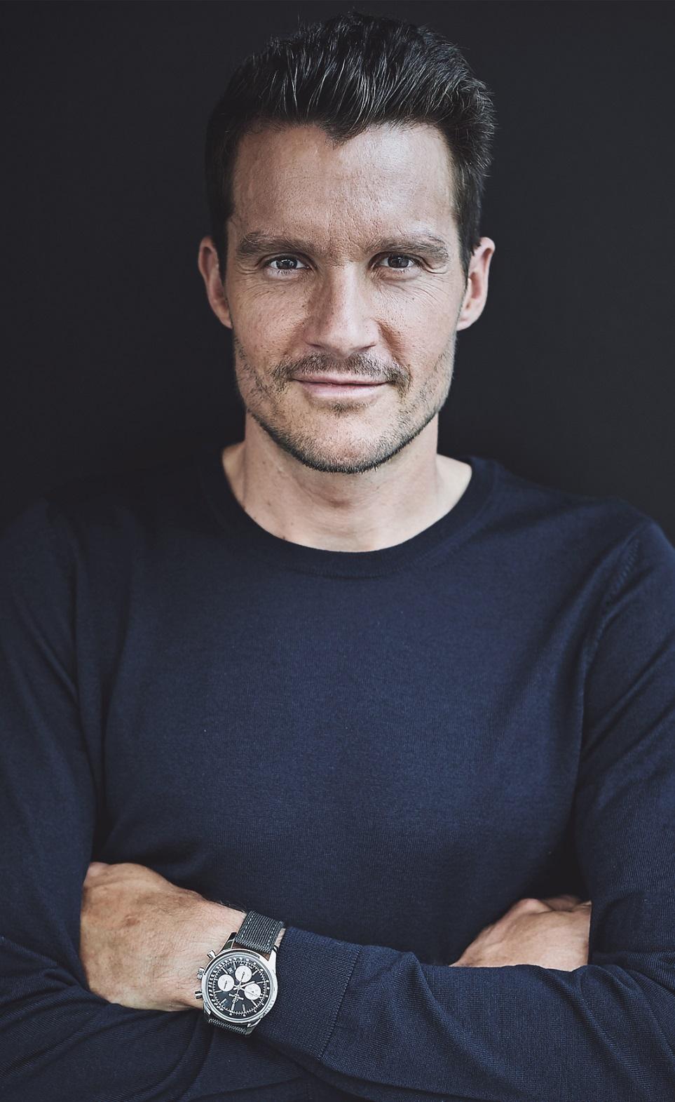 Triathlon-Olympiasieger Jan Frodeno als Speaker beim Aufstiegskongress 2019