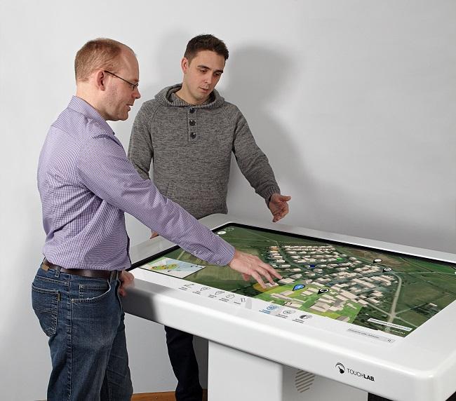 Fraunhofer-Software: Visualisierungen für eine effiziente Stadtplanung