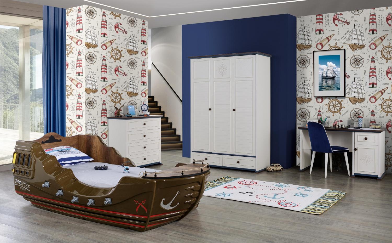 Besondere Kinderzimmer für Jungen und Mädchen