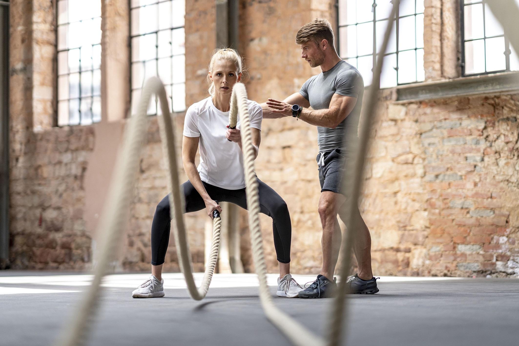 """""""Functional Training"""" bei Trainierenden immer belieber"""