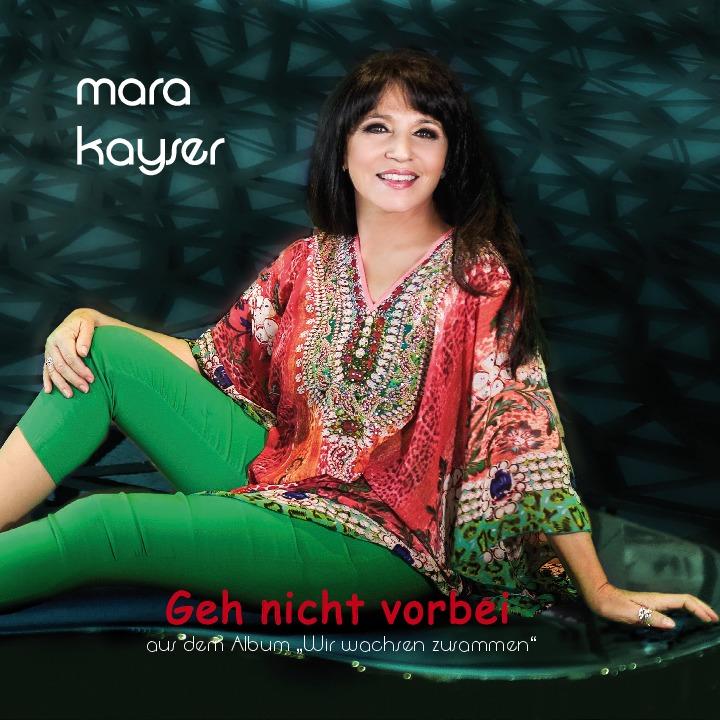 3-Single-Geh-nicht-vobei-Cover-front Mara Kayser mit neuer Single am Start - GEH NICHT VORBEI