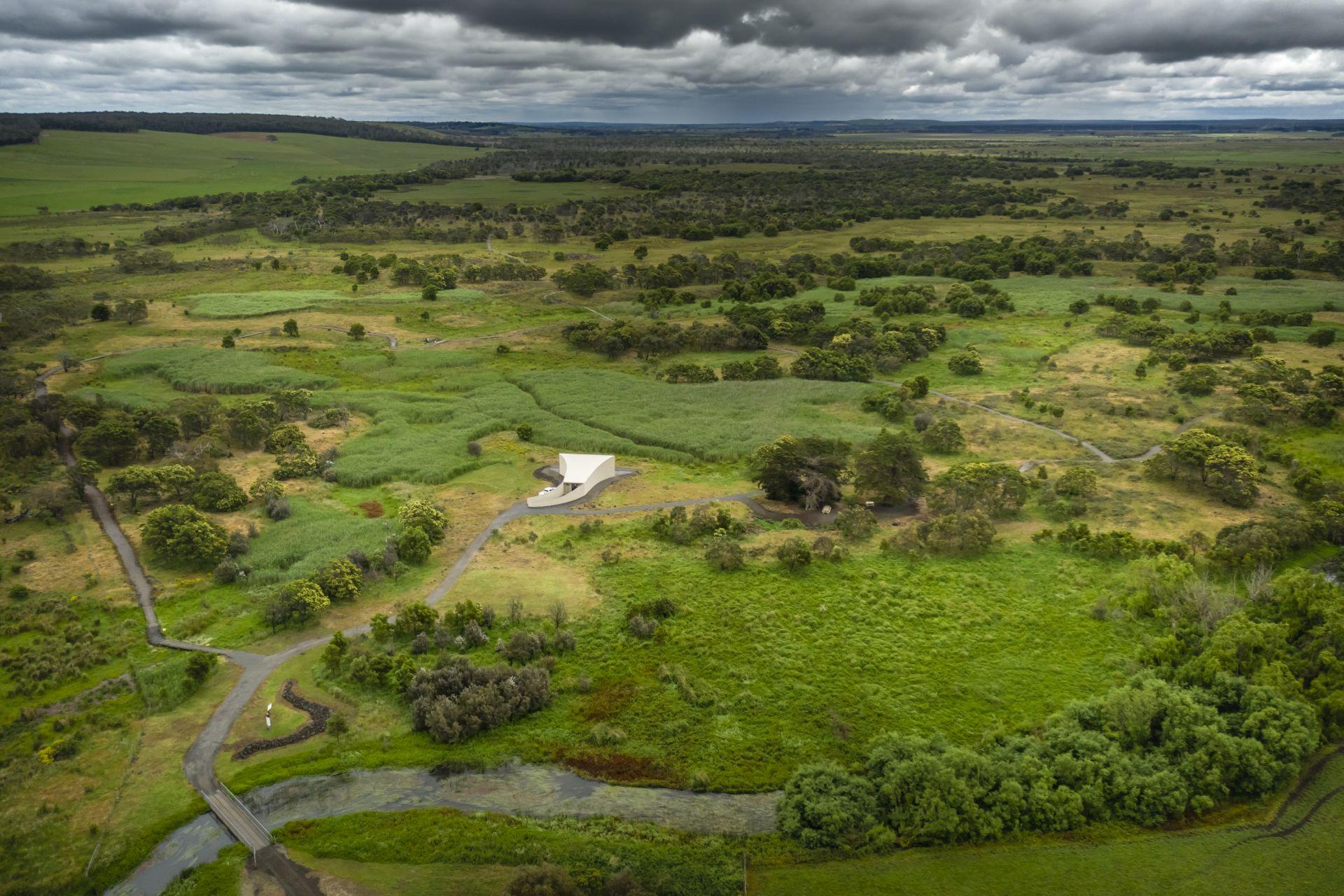 Erste UNESCO Welterbestätte für die Kultur der australischen Ureinwohner:  Budj Bim an der Great Ocean Road zeigt 6.600 Jahre alte Aquakultur