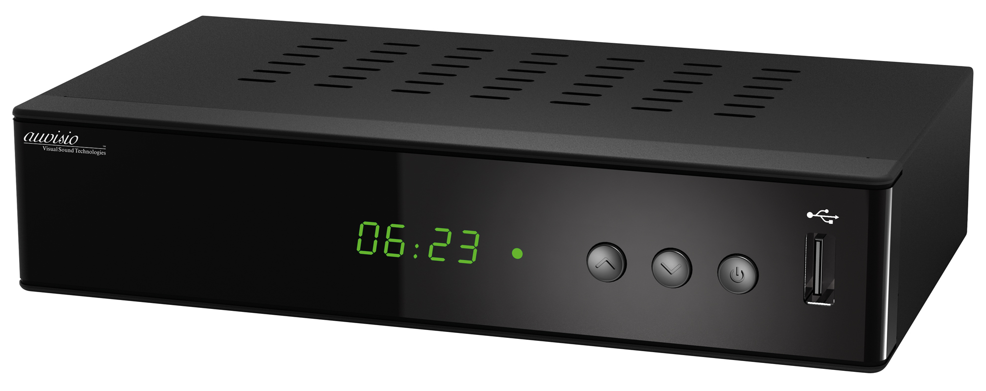auvisio 3in1-Digital-Receiver DCR-200 für DVB-C, DVB-T2