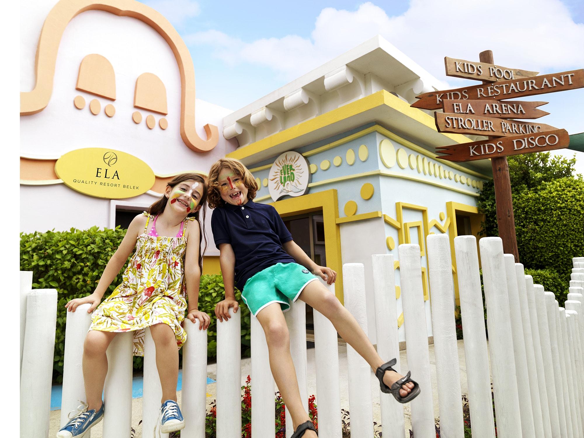 Perfekter Last Minute Urlaub im ELA Quality Resort Belek