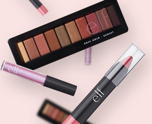 e.l.f. Cosmetics jetzt bei dm online erhältlich