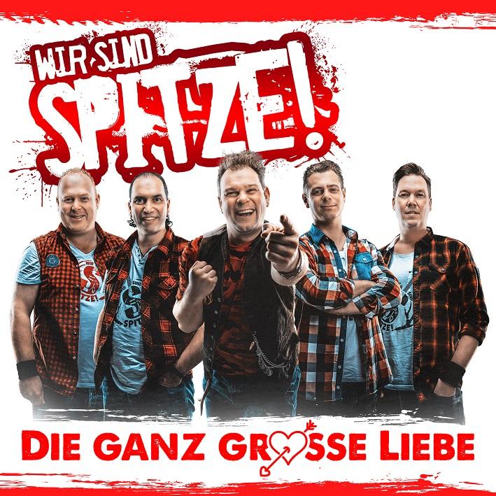 Party-Band Wir sind SPITZE! veröffentlicht neue Single