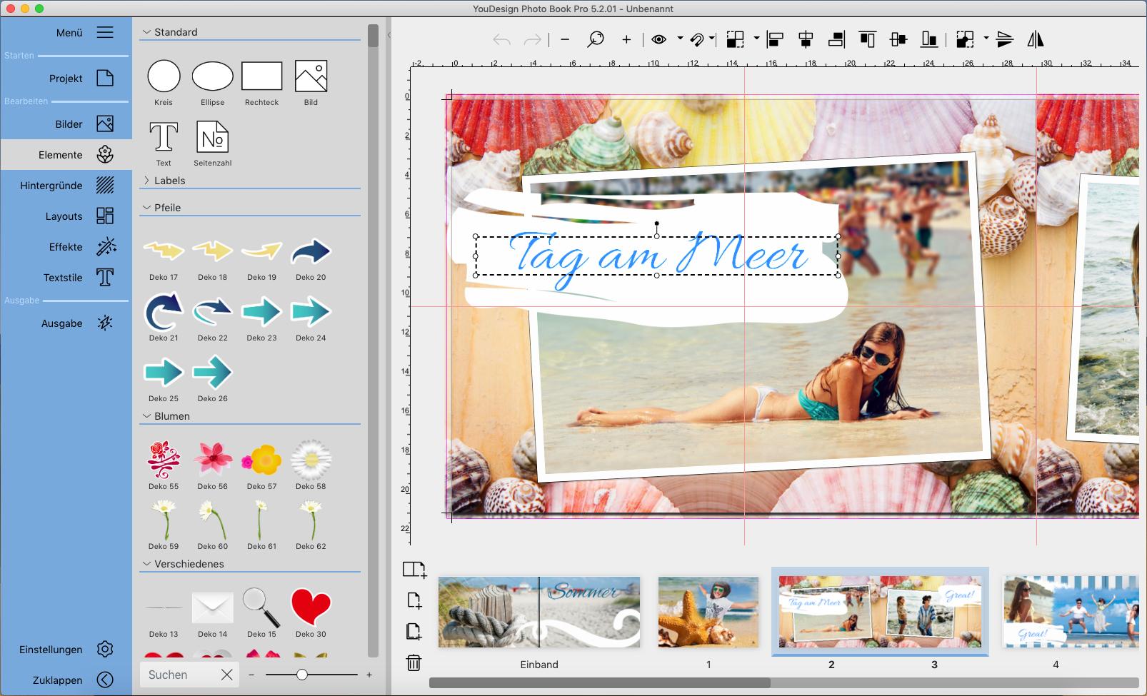 YouDesign PhotoBook und YouDesign Calendar erstmalig auch als Mac-Version