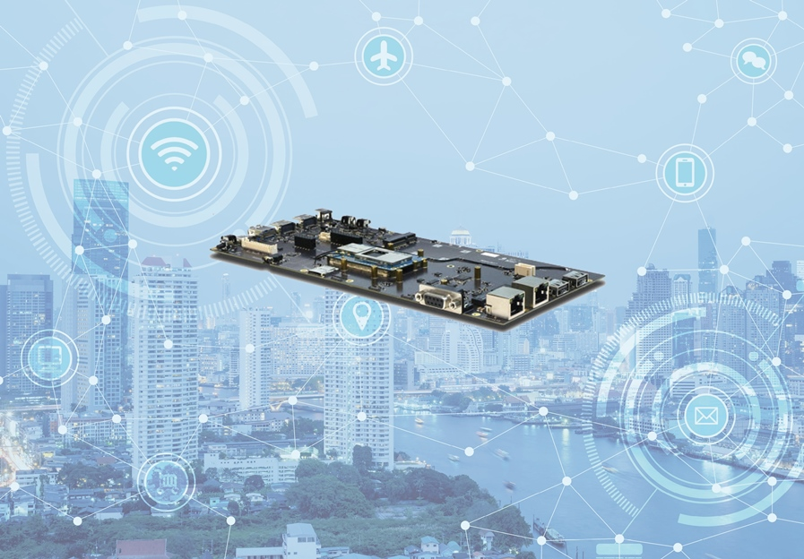 Atlantik Elektronik präsentiert das neue Thundercomm TurboX™ D845 Development Kit