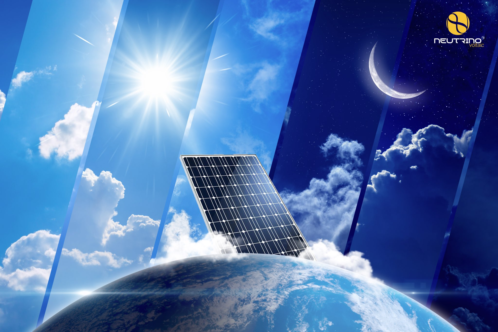 NEUTRINOVOLTAIC – wenn die Solarzelle kein Licht mehr braucht