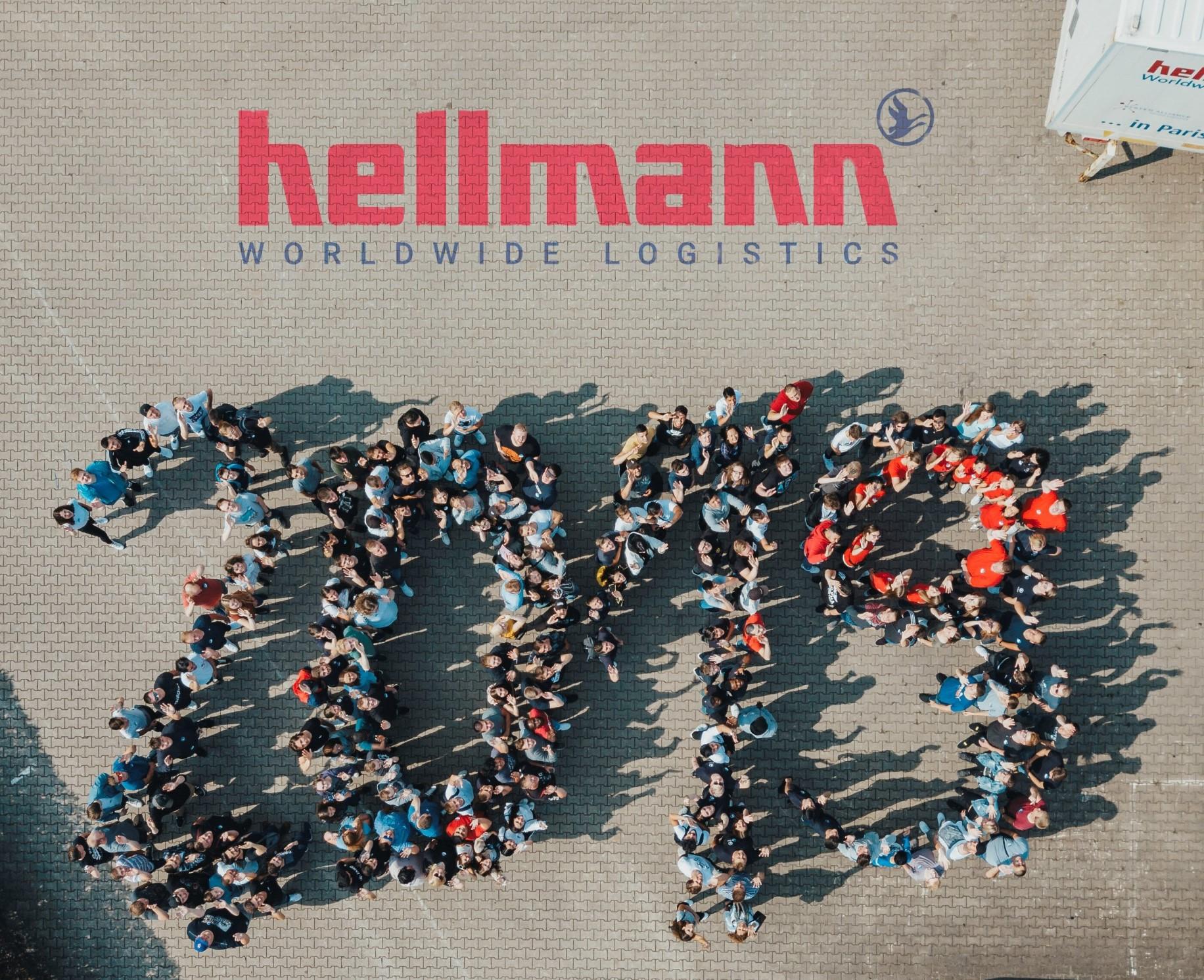 Hellmann verzeichnet Rekord-Zahlen bei Azubi-Jahrgang 2019