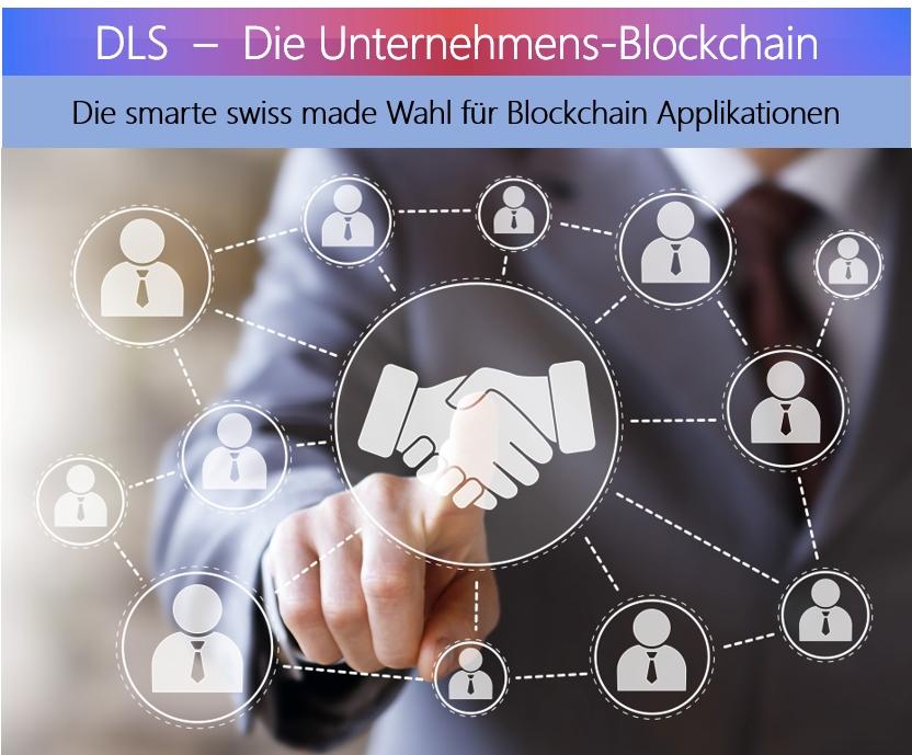 Blockchain für Firmen – skalierbar, sicher und effizient