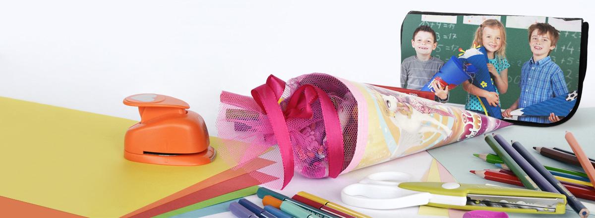 Toller Start ins neue Kindergarten- & Schuljahr mit fotoCharly