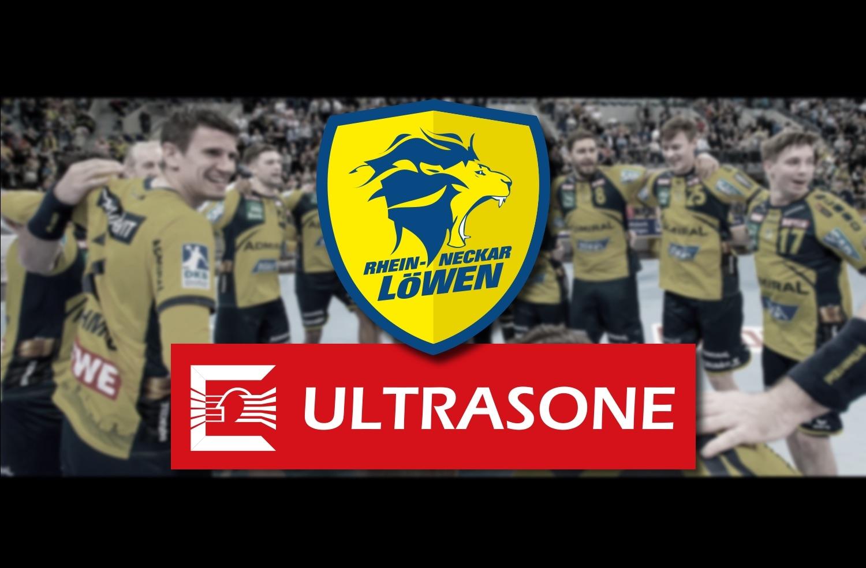 ULTRASONE wird Premium-Partner der Rhein-Neckar Löwen