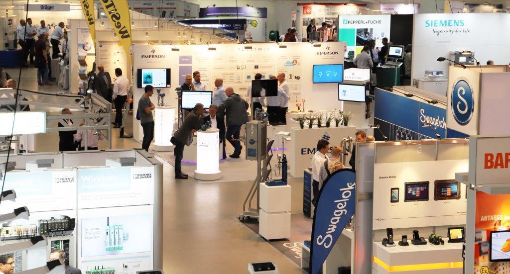 MSR-Spezialmesse für Prozess- und Fabrikautomation in Landshut