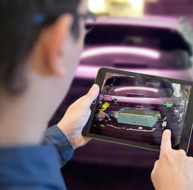 IAA 2019: Fraunhofer IGD – Smarte Wartung mit VR/AR