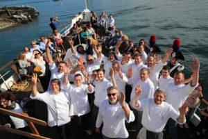 Köche-Foto-Gente-di-Lago-e-di-Fiume-300x200 Gaumenschmaus auf der Fischerinsel im Lago Maggiore