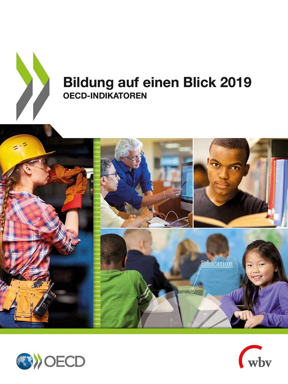 """""""Bildung auf einen Blick 2019"""": Mehr Hochqualifizierte, aber auch mehr Jugendliche ohne Arbeit und Ausbildung"""