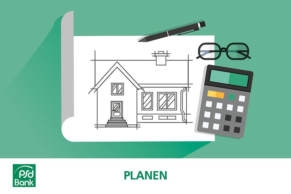 Baufinanzierung – 4 Tipps für die richtige Planung der eigenen Immobilie