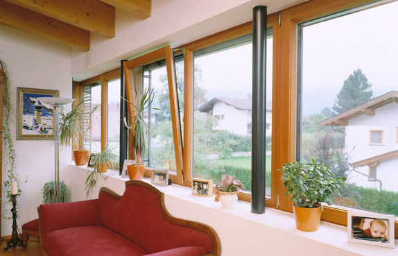 Fenster, die ein Leben lang schön bleiben
