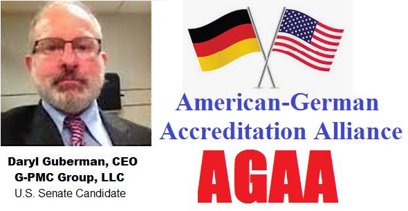 Daryl Guberman besucht Deutschland zum Start der AAGA