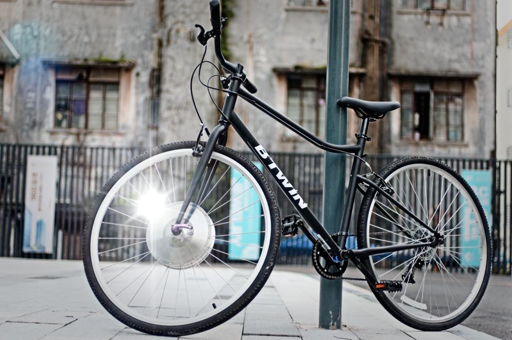 E-rim Let's e-bike