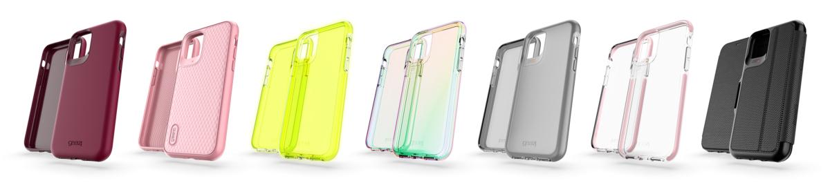 Mit patentierter D3O®-Technologie: Gear4 präsentiert stoßabsorbierende Cases für die neue iPhone-Generation