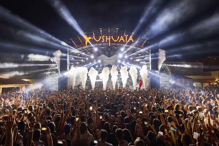 Ushuaïa Ibiza feiert gigantische Abschlussparty für die Saison 2019