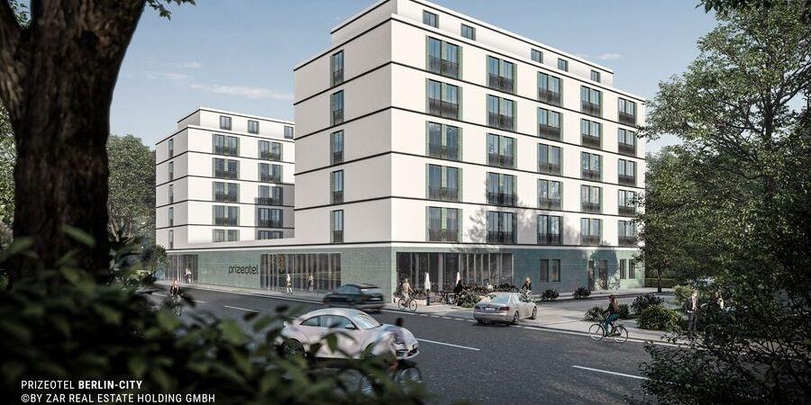 PRIZEOTEL UNTERZEICHNET 20. HOTEL UND KOMMT IN DIE LANDESHAUPTSTADT BERLIN
