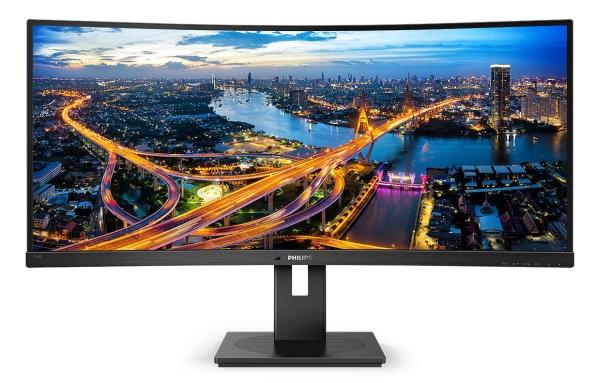 34″ Monitor Philips 346B1C mit USB-C-Dock: atemberaubende Bilder, starke Features