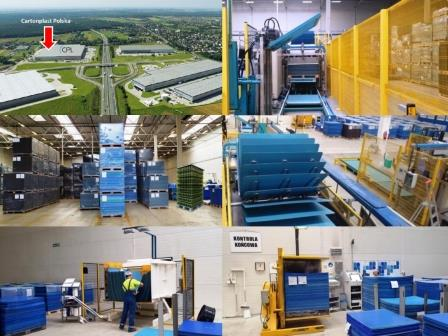 Cartonplast Group invests in the Polish service centre location Mysowice