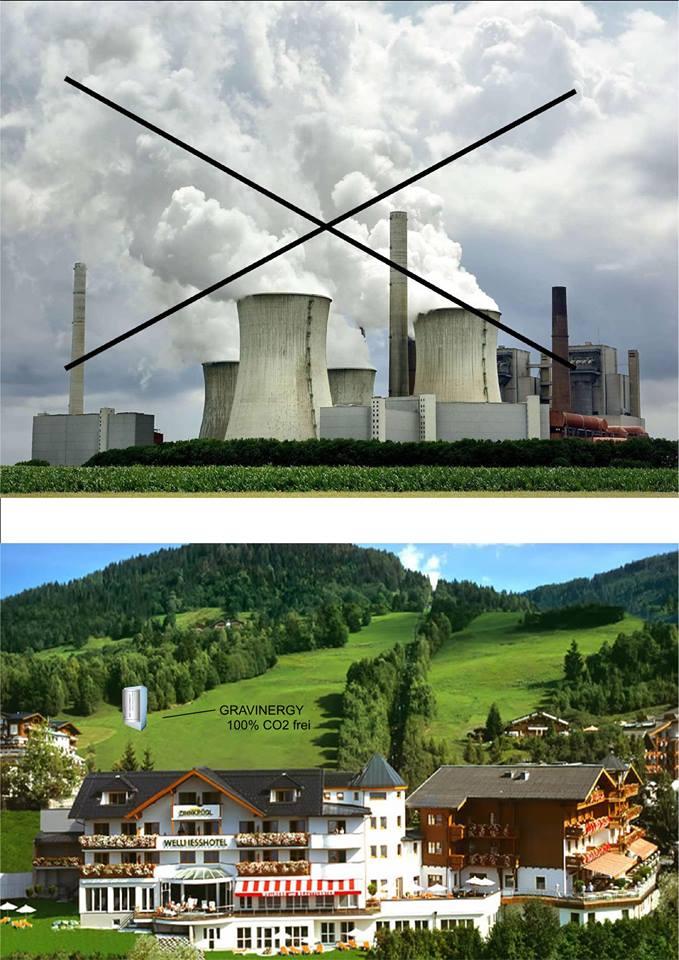 Strom umsonst – mit Gravinergy – geht doch!