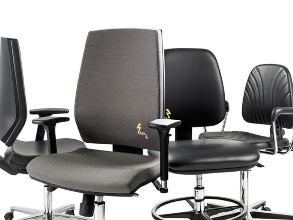 Der ESD-Stuhl von Gref Grendene