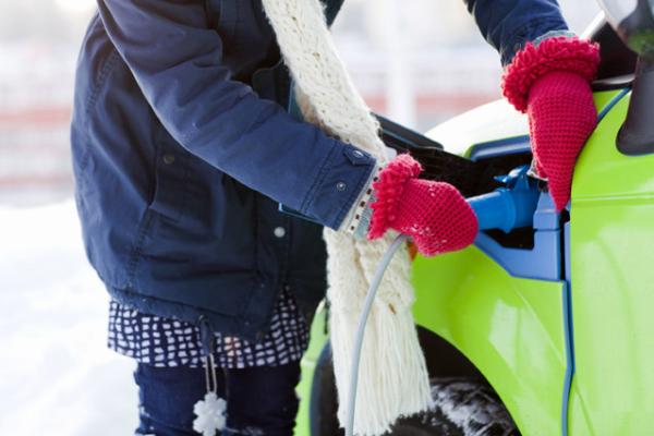 E-Autos im Winter: Tipps für mehr Reichweite – Verbraucherinformation der ERGO Versicherung