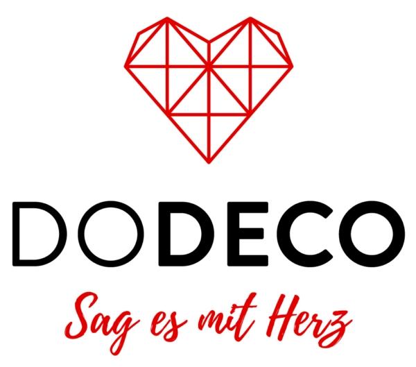 DoDeco Spruchrahmen setzen Botschaften gekonnt in Szene