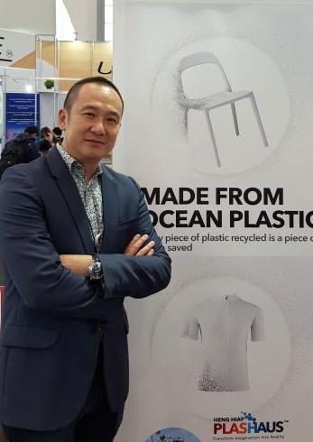 K 2019: Malaysische Unternehmen überzeugen deutsche Kunststoffindustrie mit Recyclingprodukten und Nachhaltigkeit