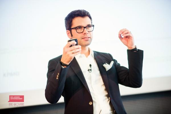 Zukunftsforschung für junge Unternehmer