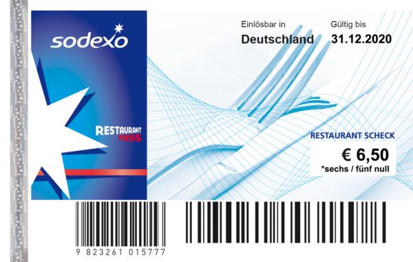 Bundesrat erhöht Sachbezugswerte für Sodexo Restaurantschecks